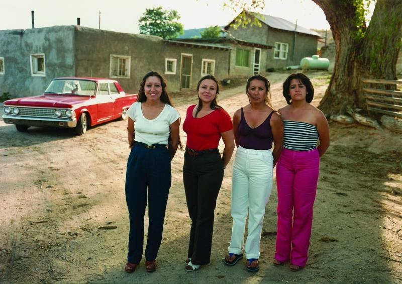 MARTINEZ SISTERS, CHIMAYO