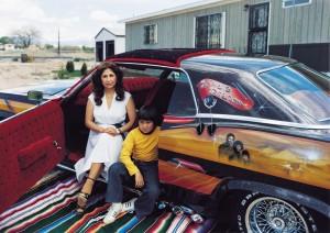 Irene Maria Jaramillo, Jr. '60 Ford LTD, San Juan Pueblo