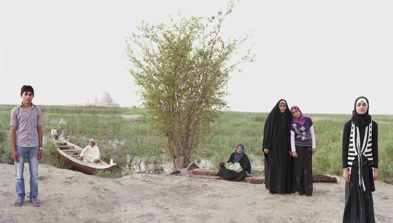 Eden in Iraq | Meridel Rubenstein