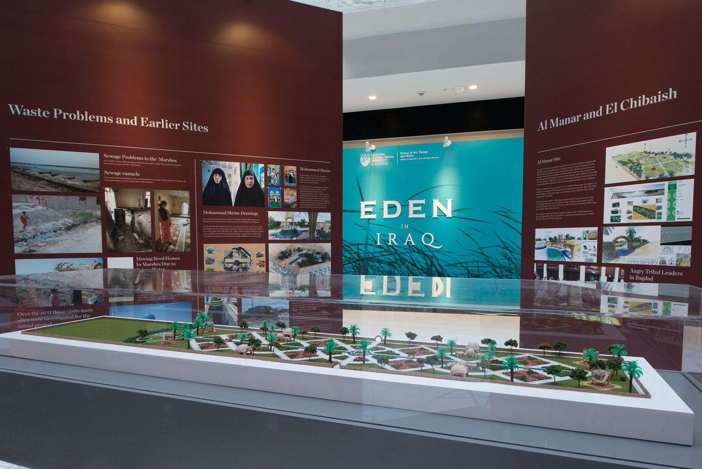 Eden in Iraq   Meridel Rubenstein